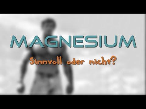 , title : 'Magnesiumpräparate - Sinnvoll oder nicht?'