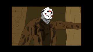 """Friday the 13th"" Jason Short Animated Film!!!"