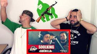 """SOOLKING   """"Guérilla"""" #PlanèteRap   REACTION"""