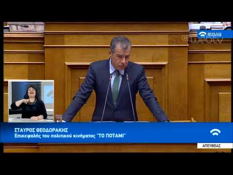 Στ. Θεοδωράκης: «Όχι» η ψήφος μας – Κατάντια της πολιτικής η απόφαση Δανέλλη | 15/01/19 | ΕΡΤ
