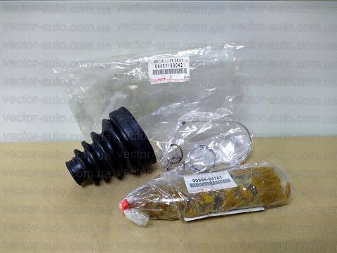 Пыльник ШРУСа внутренний Toyota Land Cruiser Prado 120 / Lexus GX470 04437-60042 / 0443760042