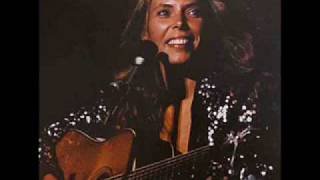 Joni Mitchell - For Free - live 1976 & dealing with a crazy heckler!