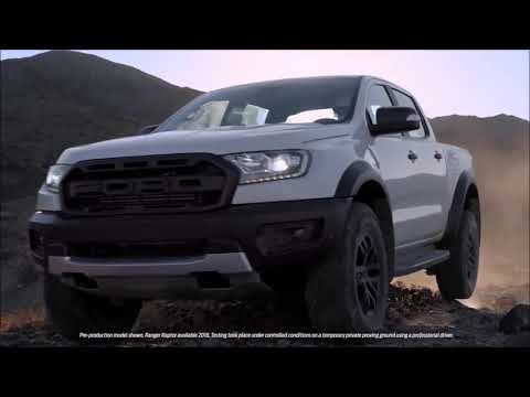 WHATS NEW WITH FORD RANGER RAPTOR 2019   Exterior, Interior U0026 Driving Compilation