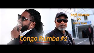 greatest rumba hits by dj malonda ft ferre gola | koffi olomide | madilu system | fally ipupa