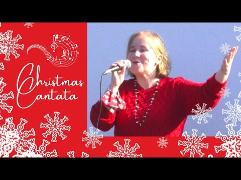 """""""Christmas Cantata 2020 – Music in Our Hearts"""""""