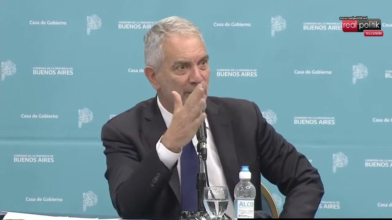 El gobierno bonaerense presentó la actualización normativa