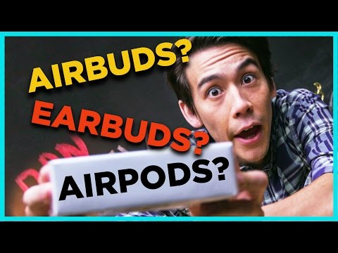 We Review Airbuds — Oops, I Mean Airpods