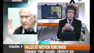 Visión Siete Falleció Néstor Kirchner 28