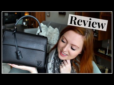 Louis Vuitton Cluny BB Review + Whats In My Bag