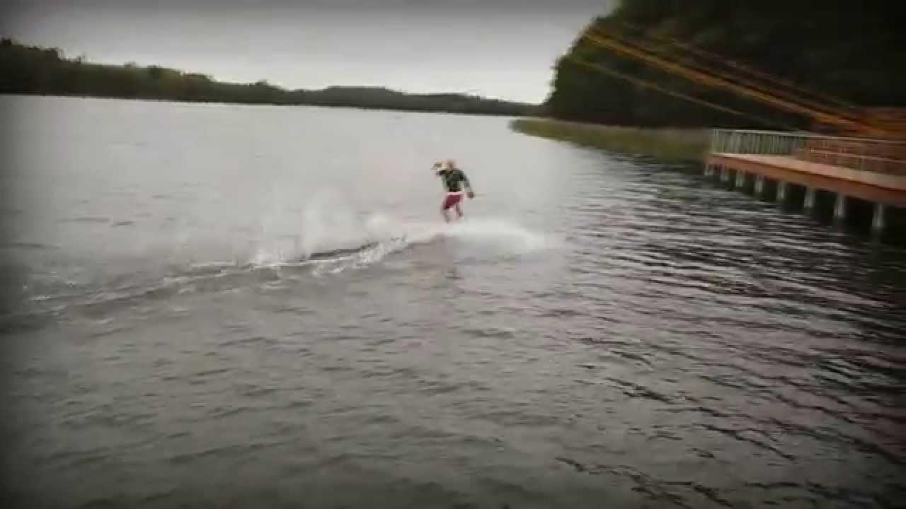 Wyciąg nart wodnych i wakeboardu 2