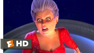 Shrek 2 (2004) - Fighting The Fairy Godmother Scene (8/10) | Movieclips