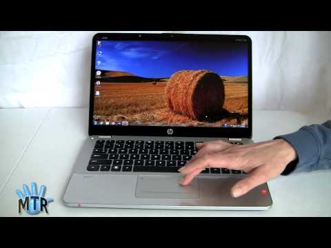 HP Envy 14 Spectre Review