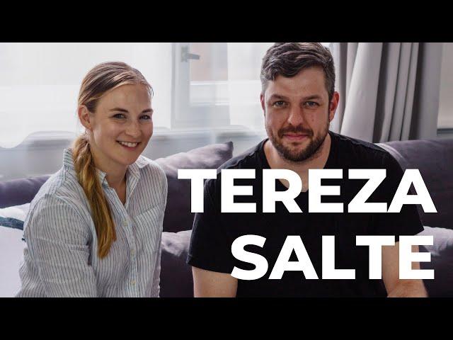 DEEP TALKS 26: Tereza Salte (TerezaInOslo) - Blogerka, podnikatelka a spisovatelka