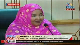 """Hon. Fatuma Gedi: """"I Did Not Bribe Anyone In The House."""""""