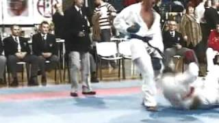 preview picture of video 'X Europa WTKA Karate Cup Poland 15-17 April 2011 Dabrowa Gornicza video promo.mpg.flv'