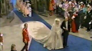 ROYAL WEDDING 1986 - Andrew & Sarah (2 of 9)