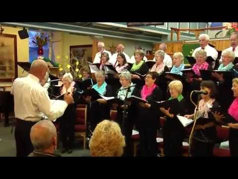 St Ives Fore Street Methodist Choir - Easter 2014