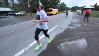 preview picture of video 'Adirondack Outreach supports the Charlie Pratt Road Race in Elizabethtown, NY'