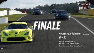 RETOUR RANG S - Gran Turismo Sport FR