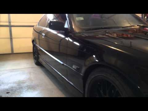 BMW E36 325is Update Suspension and Wheels