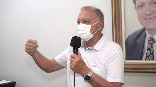Consultas eletivas nos postos de saúde e clínicas e hospitais particulares estão suspensas em Patos de Minas