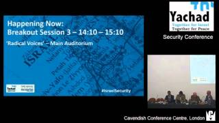 Yachad-NIF Security Conference: Radical Voices - Radical Islam & Jewish Religious Extremism
