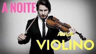 Como Tocar Violino Online   A Noite La Notte Tiê [Partitura]
