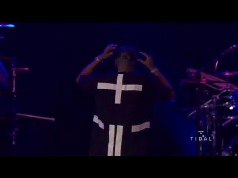 Jay Z - P.S.A. (Tidal Live)