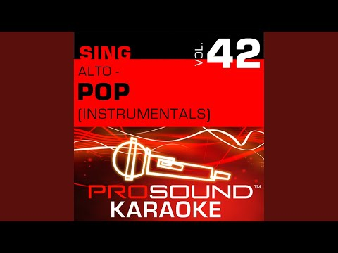 I'm Not In Love (Karaoke Instrumental Track) (In the Style of Will To Power)