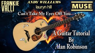 Can't Take My Eyes Off You - Frankie Valli, Muse etc. - Acoustic Lesson Ft. My Son Jason (2021)