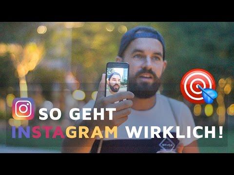 So geht INSTAGRAM Marketing in 2017 wirklich! | Social Media Real Talk 🎯