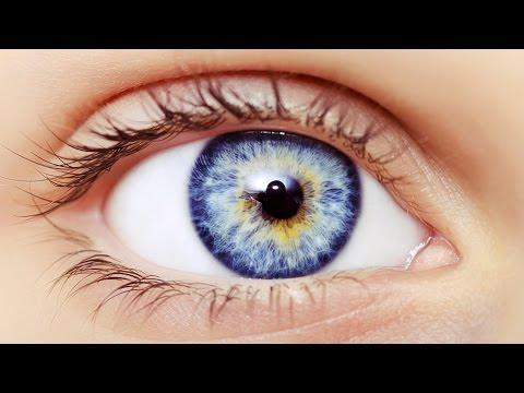 Die Merkmale Der Parasiten In Den Augen Beim Menschen In Der