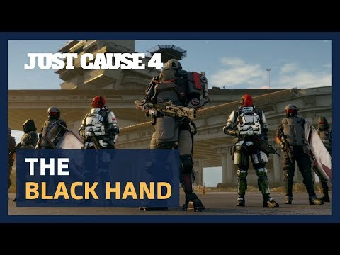 Just Cause 4: The Black Hand [ESRB] thumbnail