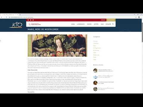 Le site web des Missionnaires de la Miséricorde Divine