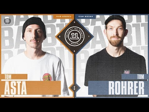 BATB 11 | Tom Asta vs. Tom Rohrer