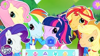 My Little Pony: Equestria Girls 🐴 Festival Filters  | MLPEG Shorts