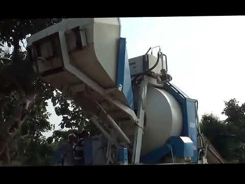 Mobile Concrete Batching Plant RM-1050