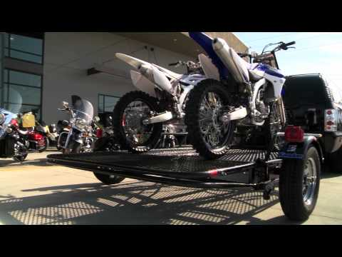 2018 Kendon Dual Ride-Up SRL Folding Motorcycle - BB207RU in Washington, Utah - Video 4