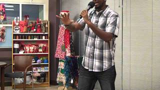 Bookworm Bakery And Cafe Presents Comedy Night December 9 2011 Video 4