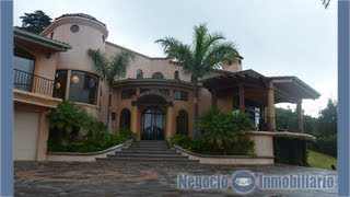 preview picture of video 'Casa en Escazu, Costa Rica - House for sale in Costa Rica'