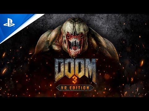 Teaser d'annonce de DOOM 3: VR Edition