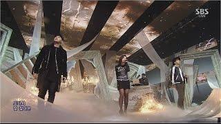 EPIK HIGH - '헤픈엔딩(HAPPEN ENDING)(Feat. MINZY Of 2NE1)' 1109 SBS Inkigayo