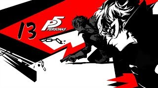 Art Attack Boss Battle - 13 - Persona 5