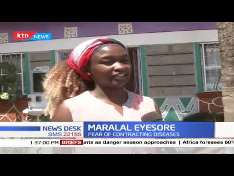 Maralal Eyesore: Residents call on Government to construct a treatment plant