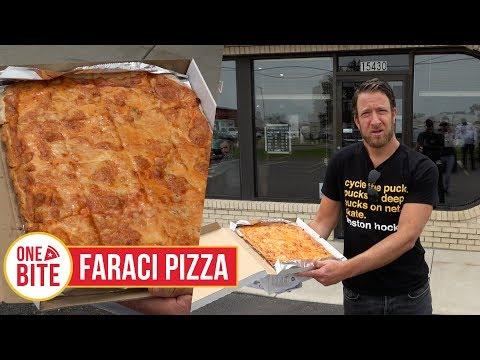 Barstool Pizza Review - Faraci Pizza (St. Louis) Bonus Toasted Ravioli