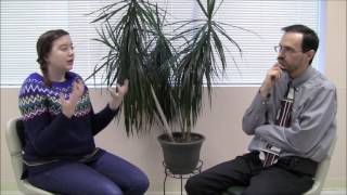 Gestalt Therapy Role-Play - Empty Chair Technique with Future Self