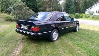 Mercedes Benz w124 project