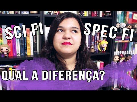 QUAL A DIFERENÇA: FICCÃO CIENTÍFICA x ESPECULATIVA #BrunaExplica | Bruna Miranda