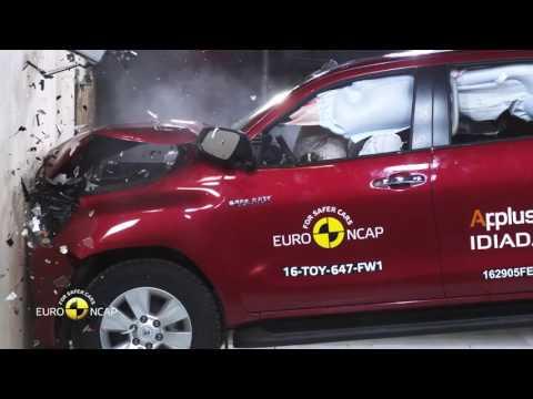 NCAP: Toyota Hilux