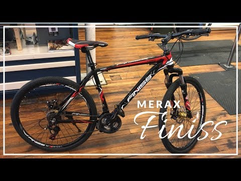 Merax Finiss Mountain Bike Review and First Trail Ride